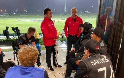 Rain washes out 3rd New Zealand vs West Indies T20