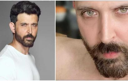 Hrithik Roshan gives one last look at his beard before he shaves it, fans say even his selfies look like photoshoots