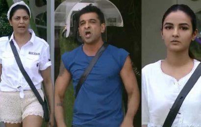 Bigg Boss 14 promo: Eijaz Khan, Jasmin Bhasin, Aly Goni target Kavita Kaushik as Ekta Kapoor allows contestants to seek revenge
