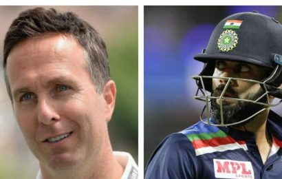 'Don't see them winning World Cup with this formation,' Michael Vaughan highlights problems inIndia Playing XI