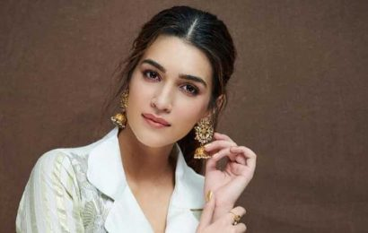 Kriti Sanon pens new poem about unleashing the heart: 'It knows no right, it knows no wrong'
