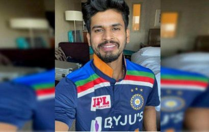 India vs Australia: 'Couldn't be more pumped up', Shreyas Iyer shares photo in new India jersey