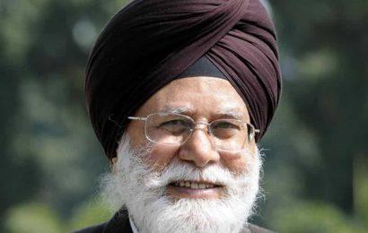 Punjabi University V-C Ghuman resigns