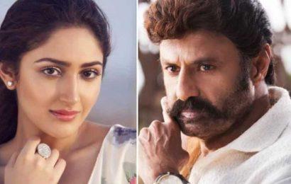 Sayyeshaa to team up with Nandamuri Balakrishna in Boyapati's next Telugu film