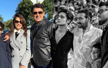 Kajol, Madhuri Dixit share posts on International Men's Day: 'Women raise men, let's do it the way we want to be treated'