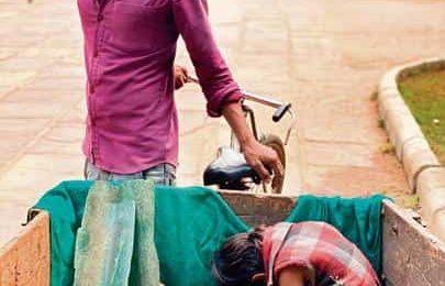 Delhiwale:Portrait of a working dad