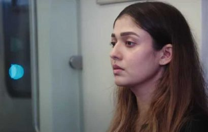 Netrikann teaser: Nayanthara's birthday gift to fans is a thrilling video where hunted traps the hunter. Watch