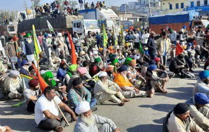 Traffic movement hit in key roads of Delhi as police keep Singhu, Tikri borders closed