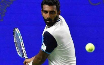 Prajnesh Gunneswaran finalist in second US Challenger event in row, regains India No.1 tennis ranking