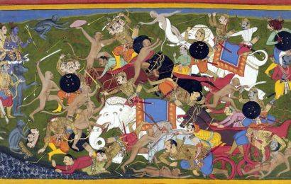 'The World Will Go On': Art exhibition to celebrate India's tradition of fine art