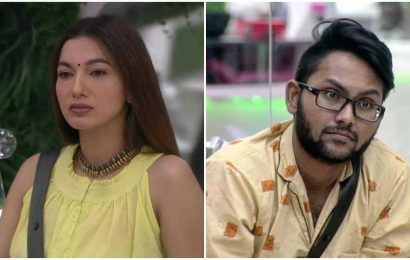 Bigg Boss 14: Gauahar Khan shocked as Eijaz Khan threatens Jaan that he will make him lick toilet, says it  'shows who you really are'
