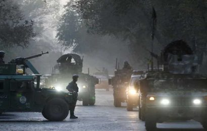 Afghan forces capture 'mastermind' of 2 Kabul attacks