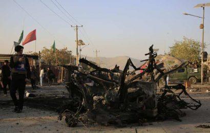 Former Afghan TV presenter killed in explosion in Kabul