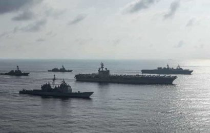 US Navy plans to revive formation focused on Indian and Pacific oceans