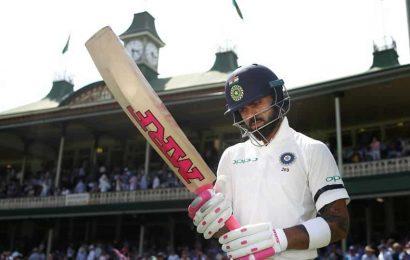 India vs Australia:'Virat Kohli's absence creates a  big hole in India batting order,' says IanChappell