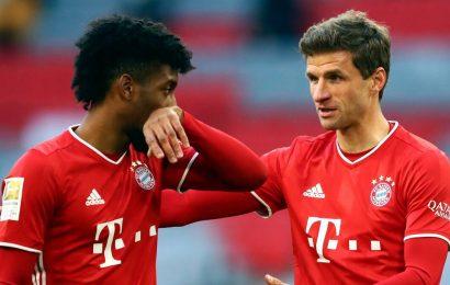 Kingsley Coman rescues draw for Bayern Munich against Werder Bremen