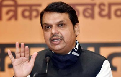 In Maharashtra, government will collapse on its own: Devendra Fadnavis