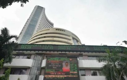 Sensex scales 44,000 high on vaccine hopes