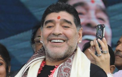 Diego Maradona (1960-2020): Celebs mourn the demise of football legend