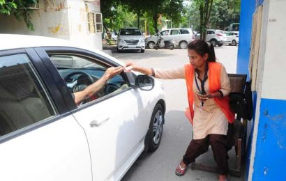 Hiked parking rates on the cards in Chandigarh from December 1