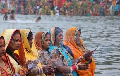 Chhat puja will not be allowed in public places: PMC