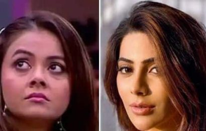 Bigg Boss 14: 'Cheappppp is the only word for dumbo,' Devoleena Bhattacharjee slams Nikki Tamboli for her trick during the nomination task
