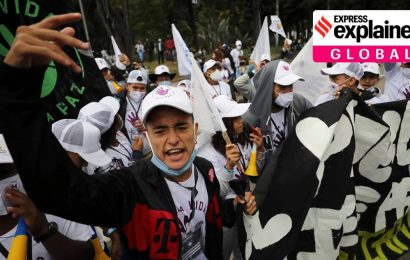 Explained: How the killing of former FARC rebels spells trouble for Colombia's peace process