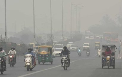 Air pollution may lead to faster spread of Covid-19 infections, officials tell parliamentary panel