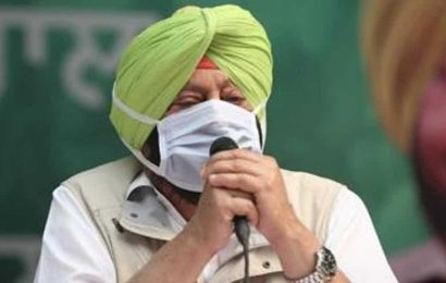 Happy to have met Navjot Singh Sidhu, says Amarinder Singh after luncheon