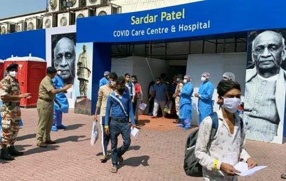 ITBP to add 1,000 beds at Covid care centre in Delhi