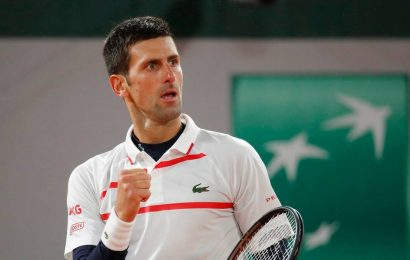 Novak Djokovic clinches sixth year-end World No. 1 ranking to tie Pete Sampras