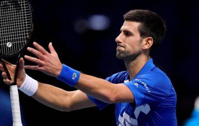 Novak Djokovic beats Alexander Zverev in straight sets, reaches ATP Finals semis