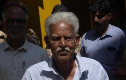 Maharashtra govt says Varavara Rao 'fully conscious', HCseeks reports