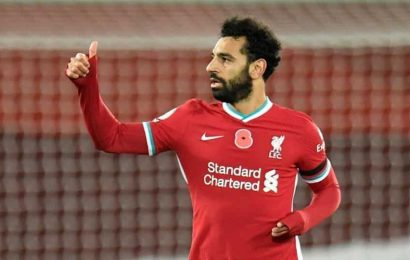 Klopp says Salah to return after negative coronavirus test