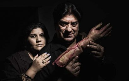 The Ramsays don't believe in ghosts: Saasha Shyam Ramsay