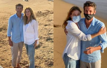 Derek 'McDreamy' Shepherd returns on Grey's Anatomy
