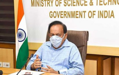 'Winters, festivities may upend gains made against Covid-19,' says Harsh Vardhan
