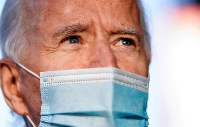 Biden to discuss coronavirus response as Thanksgiving holiday nears