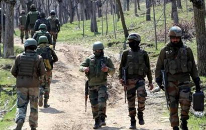 J&K: Unidentified terrorist killed in gunfight in Pampore