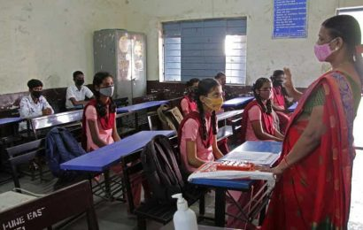 Regular classes for Class 10 and Class 12 in Tripura to start from December 1