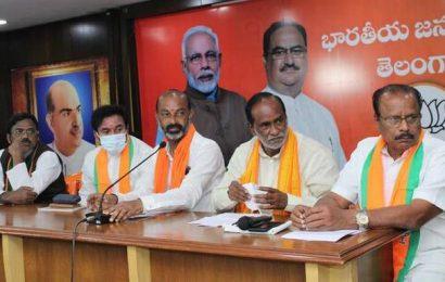 Amit Shah, Nadda and Yogi to join BJP's poll campaign