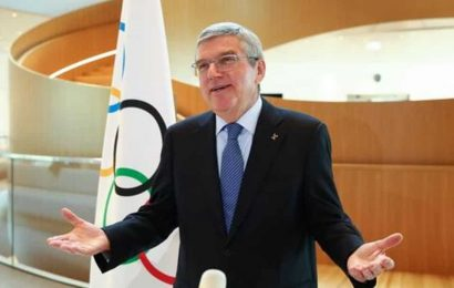 Athletes taking vaccine not just 'individual' decision: Bach