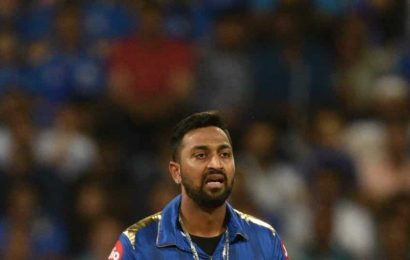 Cricketer Krunal Pandya detained at Mumbai airport