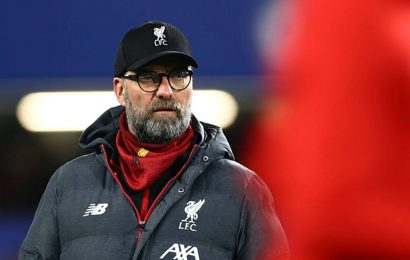 Jurgen Klopp yearns for five substitutes ahead of busy Christmas schedule