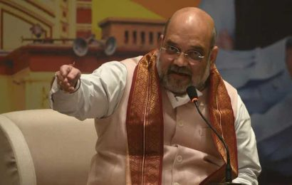 Day before Amit Shah's visit, AIADMK holds meet