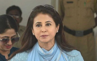 Urmila Matondkar to join Shiv Sena on December 1: Sanjay Raut