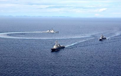 Phase 2 of Malabar naval exercise to commence on November 17