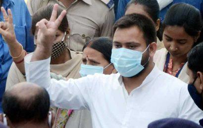 Advantage Tejashwi Yadav all the way, says India Today-Axis Bihar election exit poll