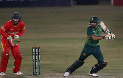 Ahmed, Azam lead Pakistan to 6-wicket win over Zimbabwe
