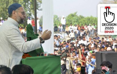 Asadududdin Owaisi interview: RJD, Cong kept silent on CAA, NRC, said will help BJP. The results are in front of you… Are Muslims only voting machines?'
